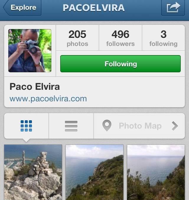 #fotosdesdemiventana, un homenaje a Paco Elvira