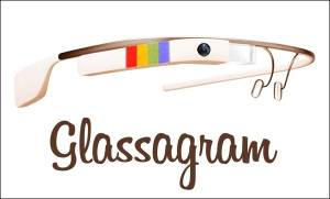 Glassagram Instagram in google glasses