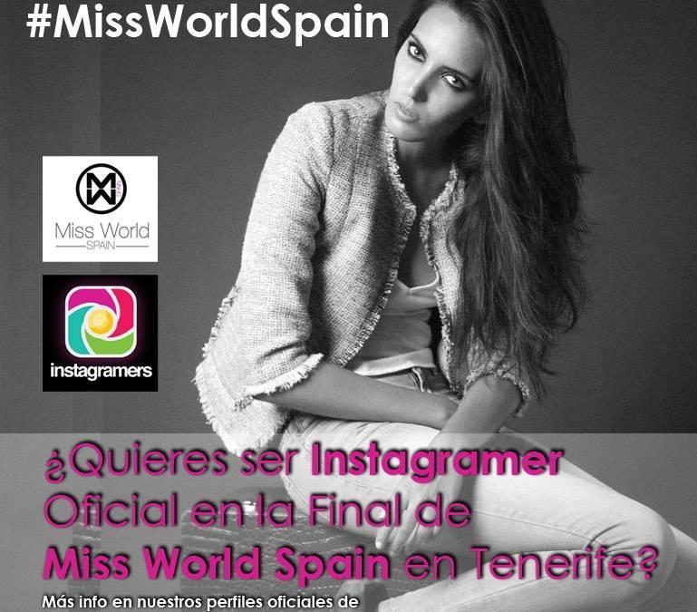 Acompaña a las candidatas de Miss World Spain a la final en Tenerife