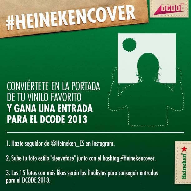 Concurso de @heineken_es en Instagram – Gana entradas para el DcodeFest