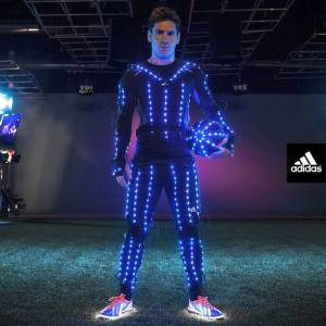 messi adidas en instagram