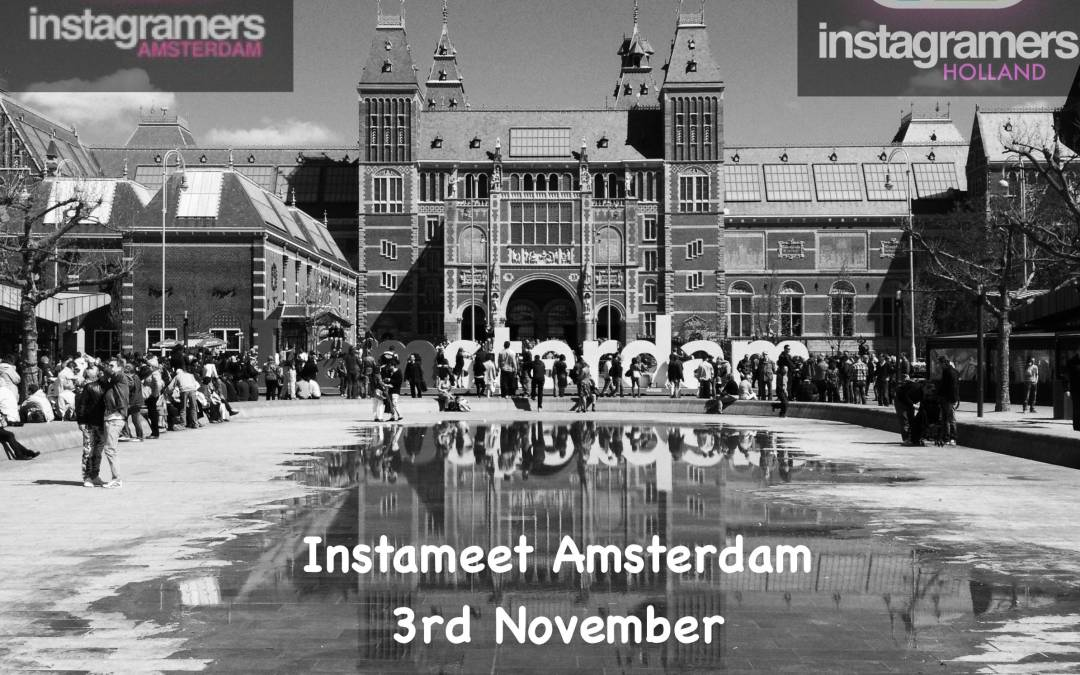 Enjoy a day out with @igersholland and @igersamsterdam!