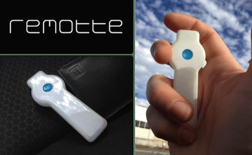 remotte mando a distancia para Google Glass