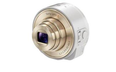 Get set for a whole new photo experience with SonyQX