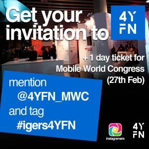 4yfn instagram contest