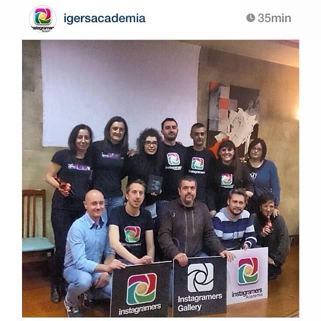 Resumen del segundo taller de la Instagramers Academia en Vitoria – Gasteiz
