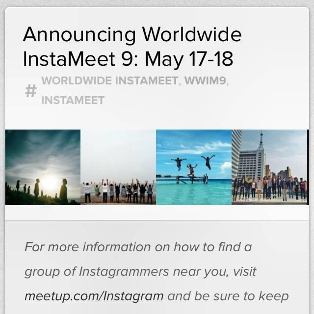 Instagramers_InstameetWorldwide_9_Announcement