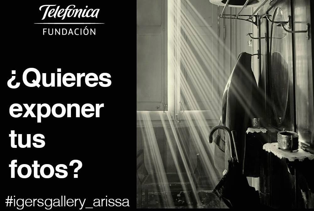¡Participa en la igersgalleryMadrid, inspirándote en la obra de Antoni Arissa!