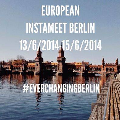 This was amazing EverchangingBerlin 13.6.2014 – 15.6.2014