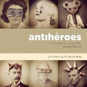 exposición descalza instagram antiheroes