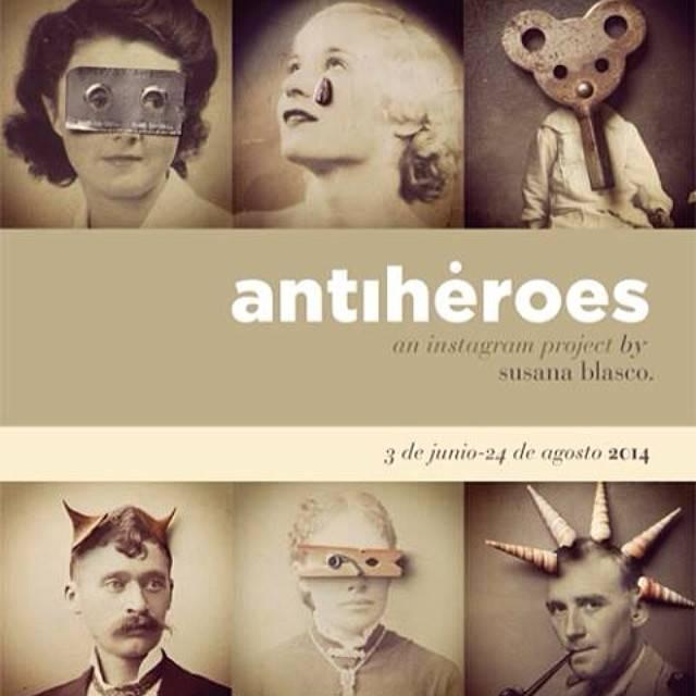 Antihéroes es el proyecto Iphoneográfico de Susana Blasco – Delcaza en Instagram