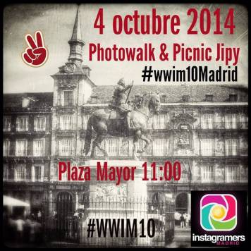Instagramers Madrid