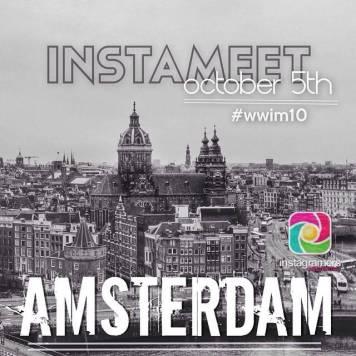 Instagramers Amsterdam
