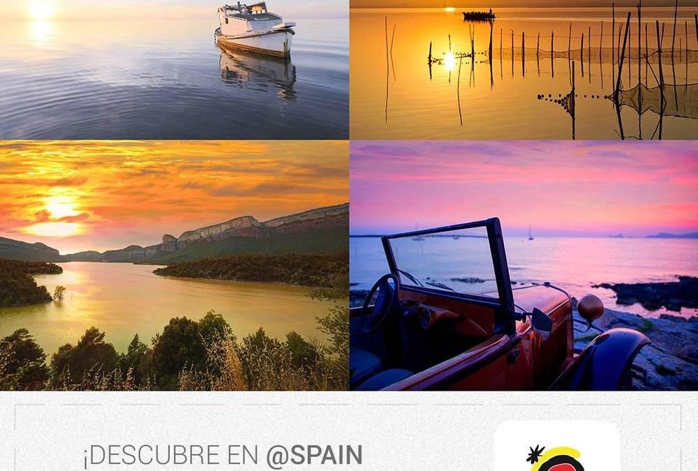 ¡Ya tenemos las fotos del verano en España!