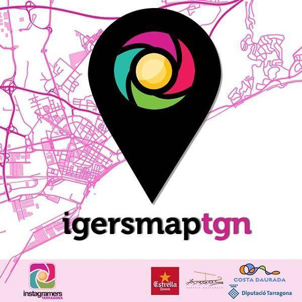 Gran acogida del IgersMap en Tarragona