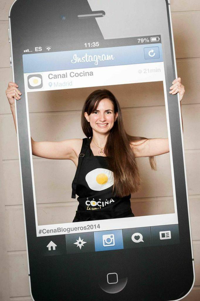 Mireia es Mireia Gimeno y es @mireiagimenovegan en Instagram
