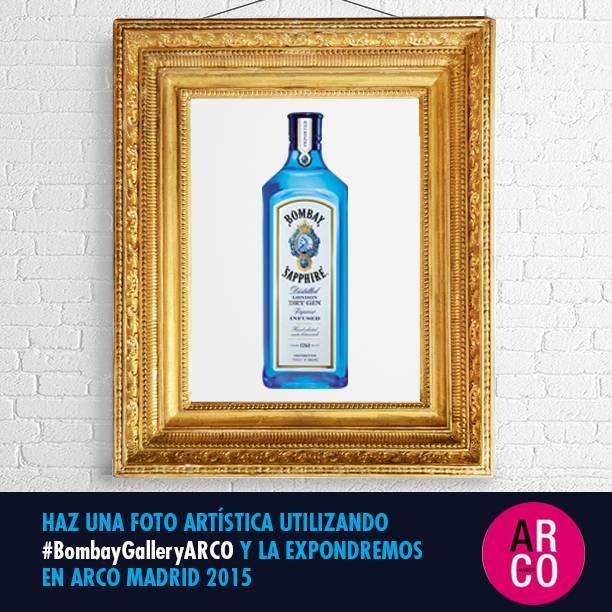Demuestra tu creatividad y expón tus fotos en ARCO Madrid con Bombay Sapphire