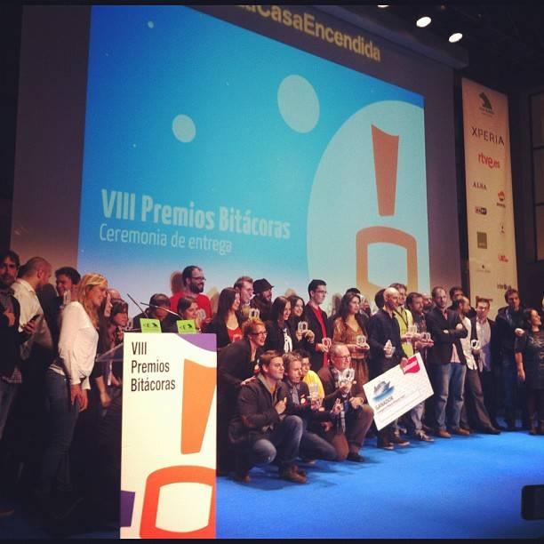 ¡Los premios Bitácoras incorporan un premio al mejor Instagramer! ¡Participa!