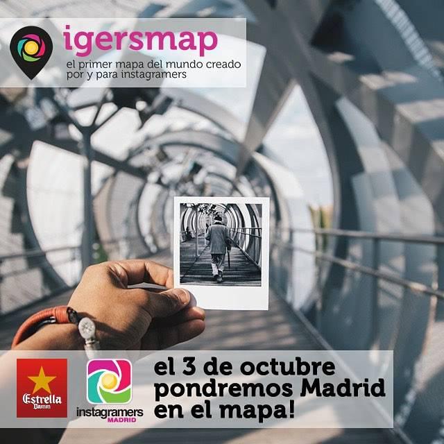 Instagramers Spain participará en el Worldwide Instameet 12 organizado por Instagram