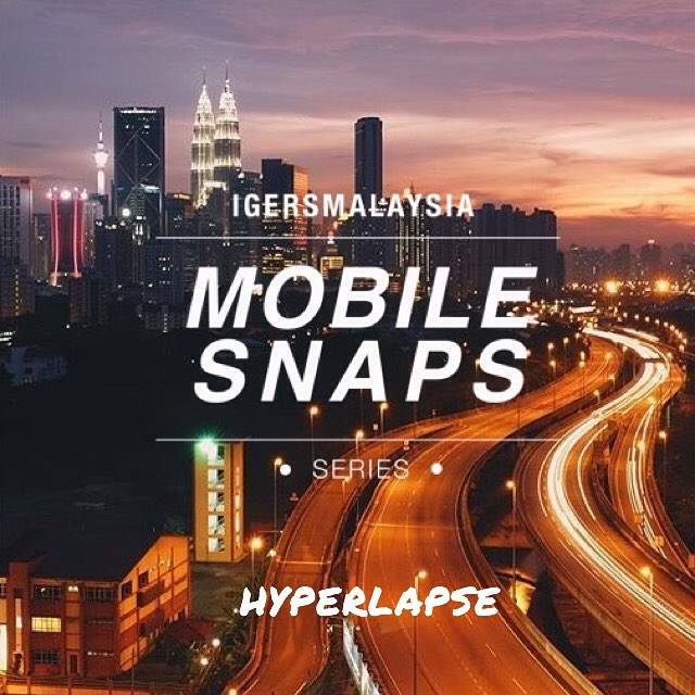 Instagramers Malaysia released its second Mobile Snap about Timelapse