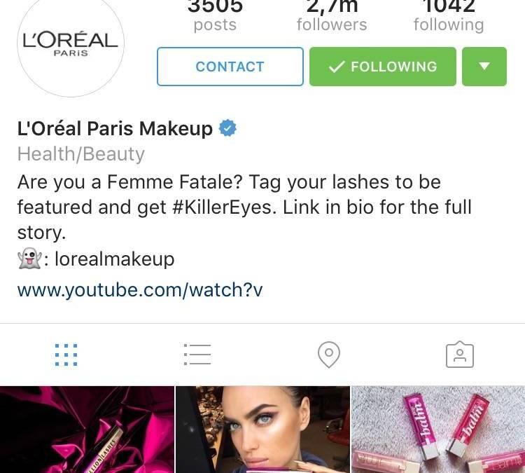 ¿Cómo pasar mi cuenta de Instagram a perfil de empresa?