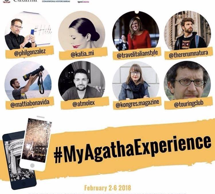 #MyAgathaExperience, a wonderful way to discover Catania during its annual Santa Agatha Feast