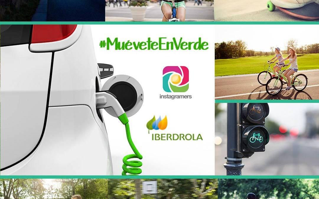 ¡#MuéveteEnVerde, nuevo #concurso en Instagram por la Semana Europea de la Movilidad!
