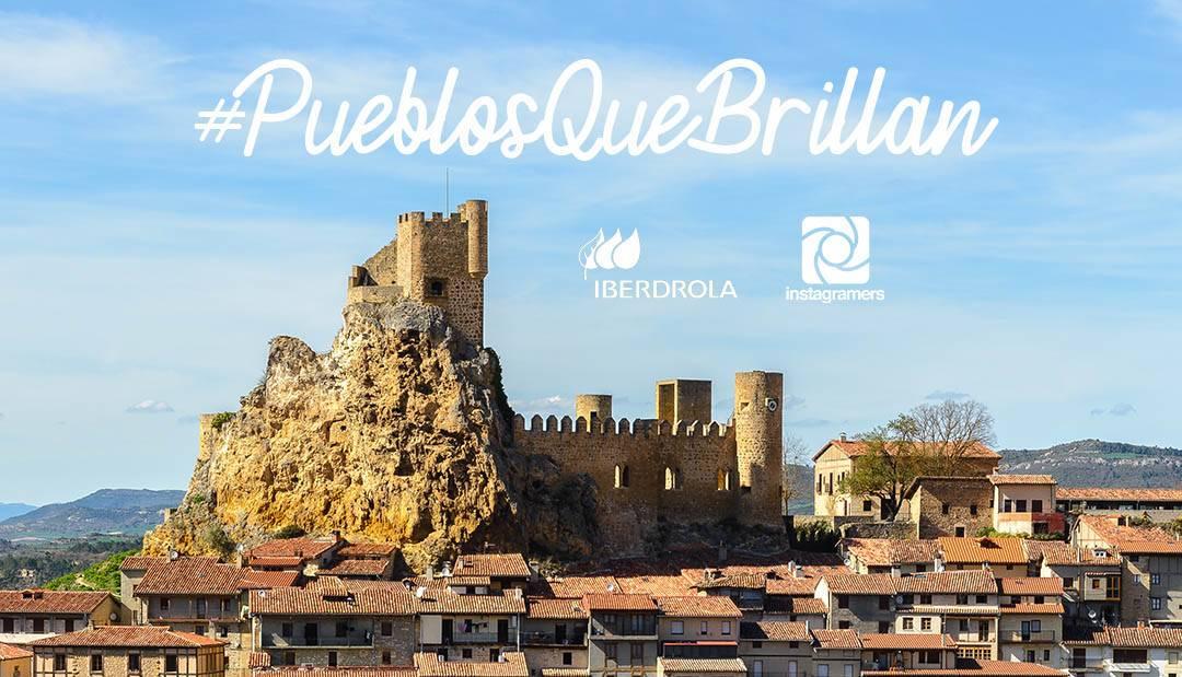 ¿Conoces #PueblosQueBrillan? Compártelos en el nuevo concurso de Iberdrola