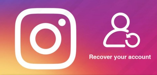 Recover your Instagram account