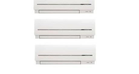 aire acondicionado mitsubishi electric 3X1