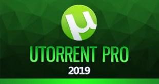 Utorrent PRO 2019