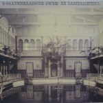 Fitnessen in het oudste zwembad