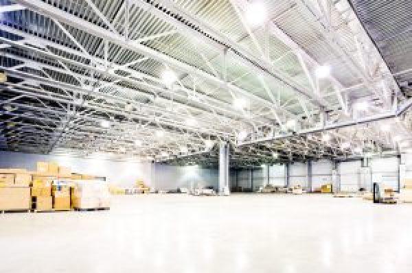 LED-verlichting-magazijn
