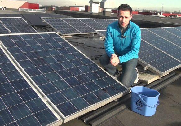Marcel Blaauw oprichter zonnepanelen.net