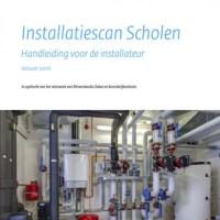 Installatiescan voor scholen