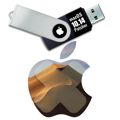 macOS 10.14 mojave patcher usb installer disk