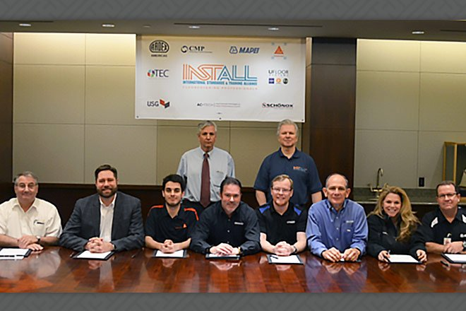 Industry Leaders Endorse the INSTALL Substrate Prep