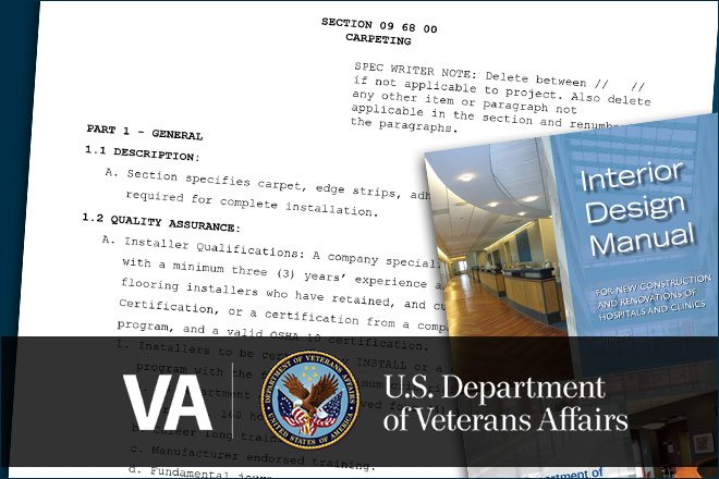 VA Writes INSTALL Into Master Spec