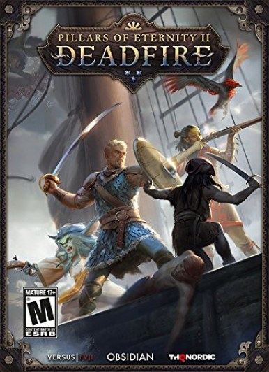 Pillars of Eternity II: Deadfire Installation Key + Crack and Free Download