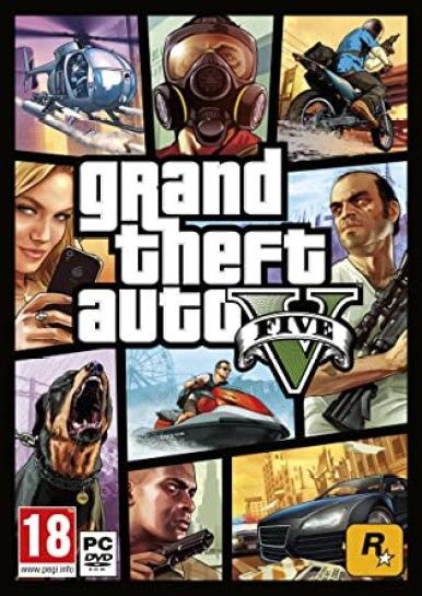 Grand Theft Auto Online (GTA V 5): Whale Shark Cas Highly compressed + Crack PC Game Free