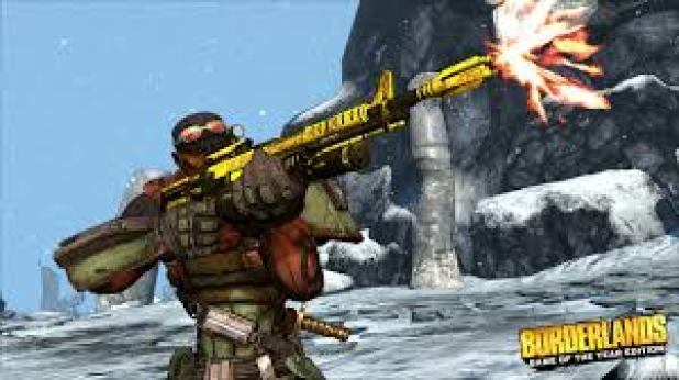 Borderlands: Game of the Year Edition Highly Compressed and Free Download