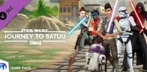 The Sims Star War Full Pc Game + Crack