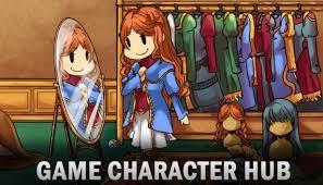 Game Character Hub Full Pc Game Crack