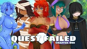 Quest Failed Chapter One Full Pc Game + Crack