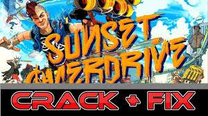 Sunset Overdrive Full Pc Game   Crack
