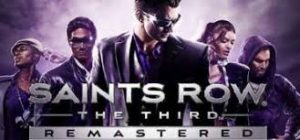 Saints Row The Third Remastered Full Pc Game + Crack
