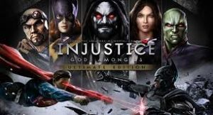 Injustice  Ultimate Edition Full Pc Game + Crack