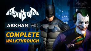 Batman Arkham VR Crack