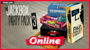 The Jackbox Party Pack 3 Full Pc Game  Crack