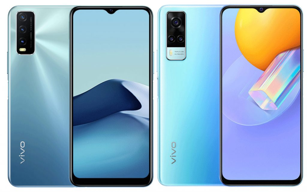 Vivo Y20G and Vivo Y31 with 6.5-inch display, triple rear cameras, 5000mAh battery launched in India